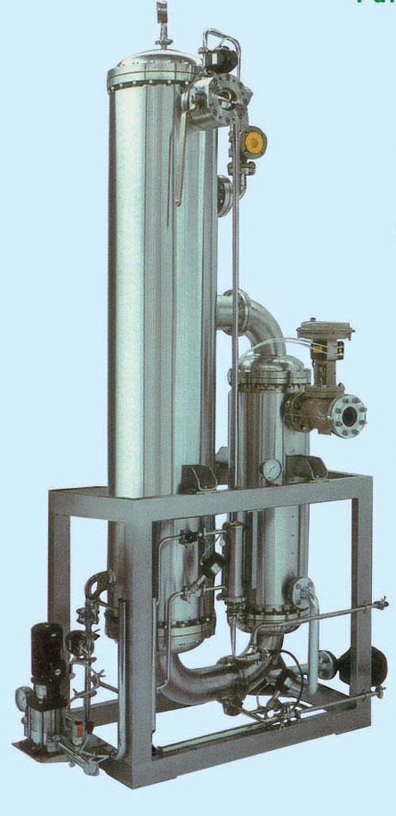 列管式纯蒸汽发生器
