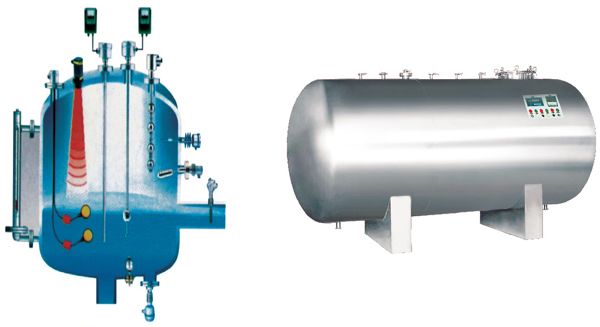 L(W)ZH型立式、卧式注射用水贮罐