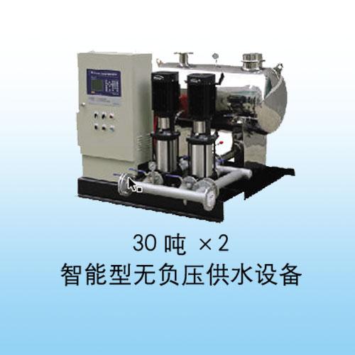 30吨×2智能型无负压供水设备