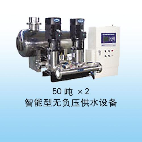 50吨×2智能型无负压供水设备