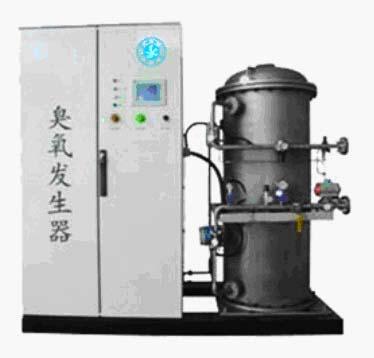 500g/h氧气源中型臭氧发生器设备