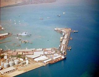 非洲吉布提综合港