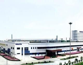 日本小松山推工程机械项目