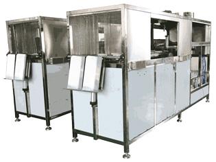 300桶微电脑自动洗罐机